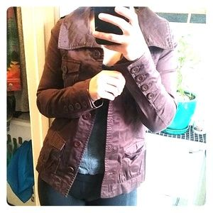 Brown Volcom jacket